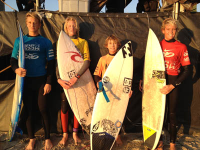 NSSA Open event #5 54th St Results 2011