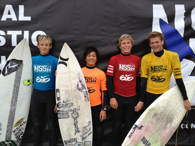 NSSA Southwest Open Event#4, 2011 Oceanside Results